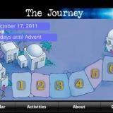 The Journey Advent Calendar App from journeythischristmas.com