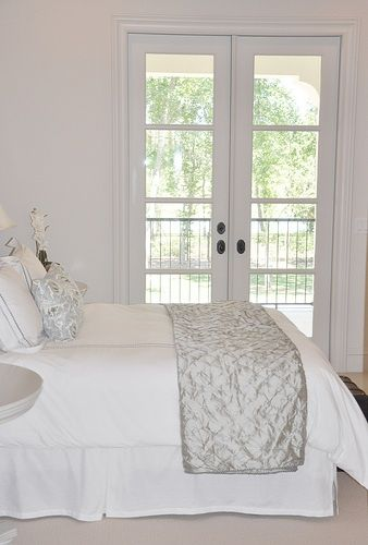 French Doors Balcony Off Master Bedroom French Doors Leading To The Balcony Pinterest