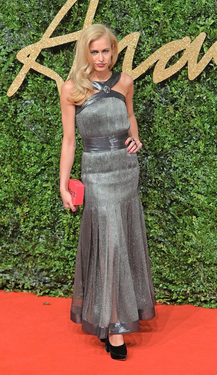 Pin for Later: Prepare For All the Looks From London's Most Stylish Night Out Alice Dellal