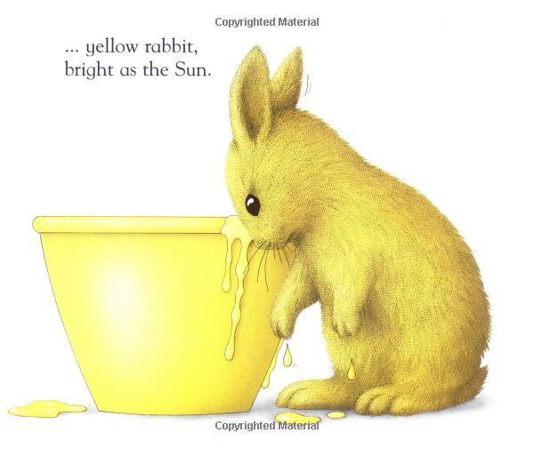 White Rabbit\'s Color Book (Little Rabbit Books) (9780753452547 ...