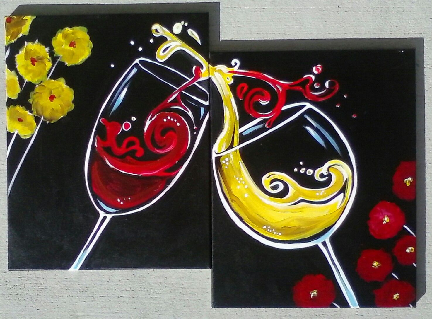 Welcome To Wine Amp Design Williamsburg The Spa For Your Soul Please Come In And Relax De Stress And Wine And Painting Party Paint And Sip Wine Painting