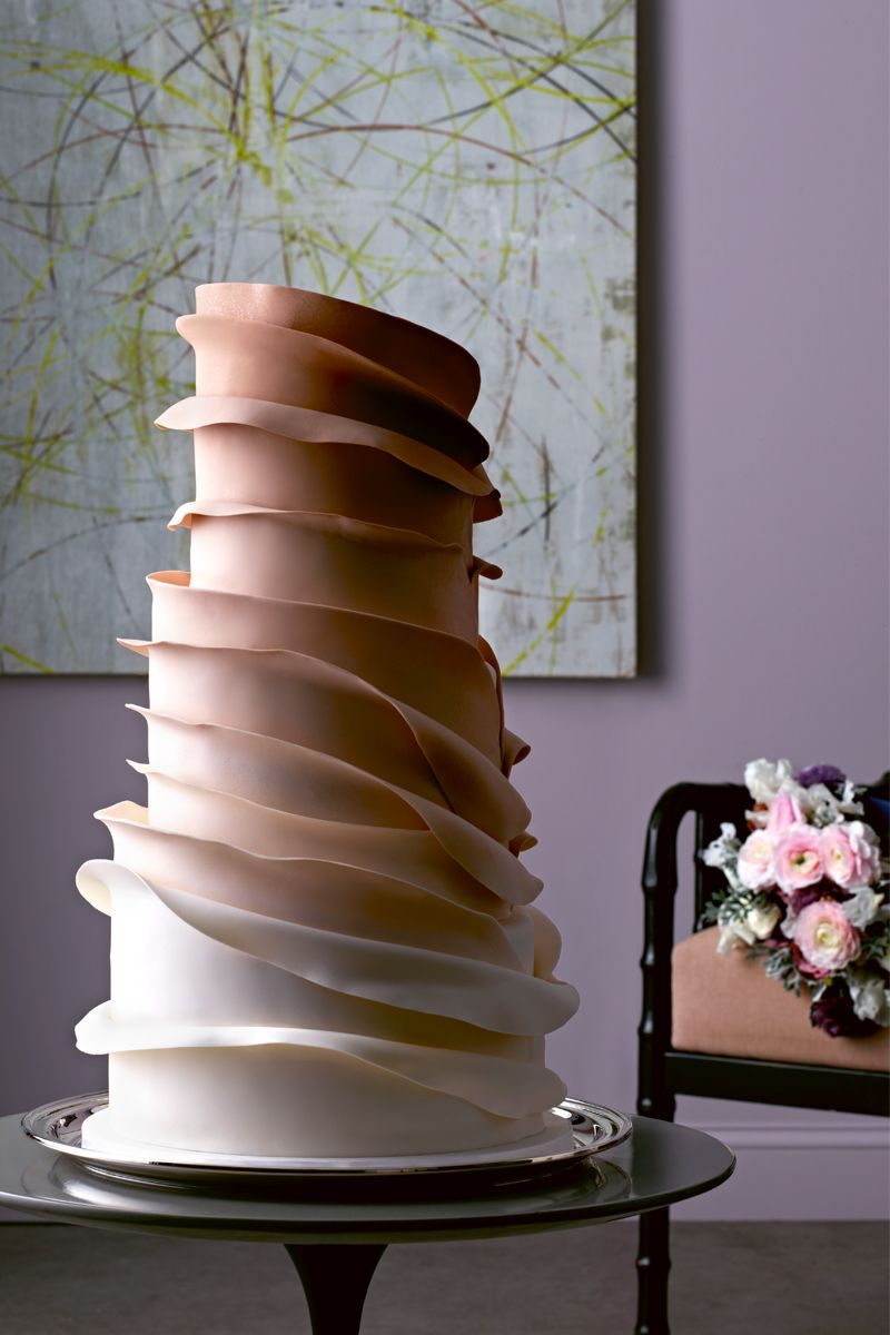 Make it the most magical day of your life with a wedding cake
