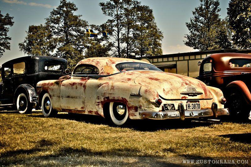 1951 Pontiac Chieftain Eight