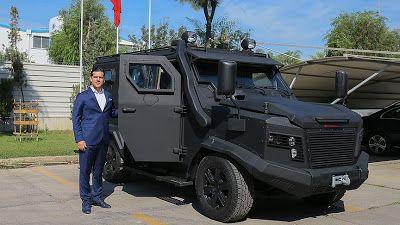 Türkiye, Terörle Mücadelede Yerli Üretim Nanoteknoloji İle Donatılan Zırh...