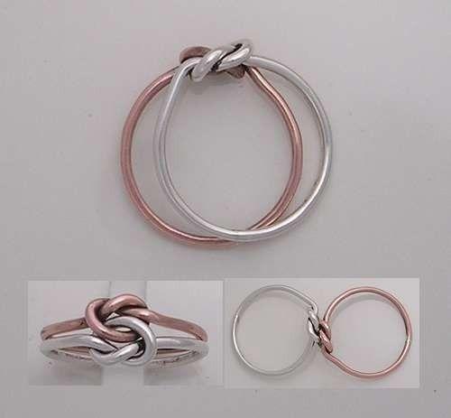 Handmade Celtic Love Knot Ring Love this Got it for Christmas