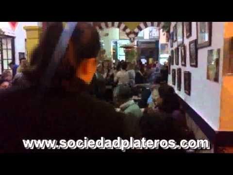 Restaurantes en #Cordoba para grupos en www.sociedadplateros.com La copla los viernes