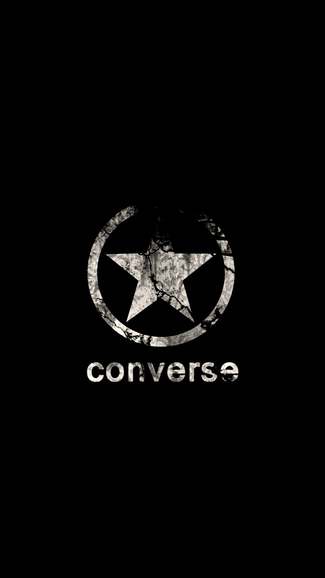 converse #black #wallpaper #iPhone #android | fond d'écran