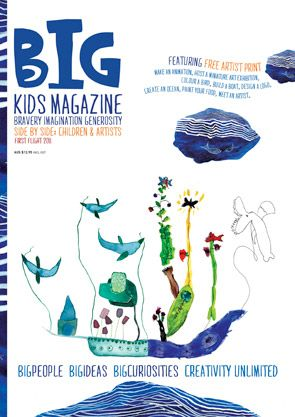 BIG Kids Magazine  for each subscription received, a copy will be - copy children's abc coloring pages