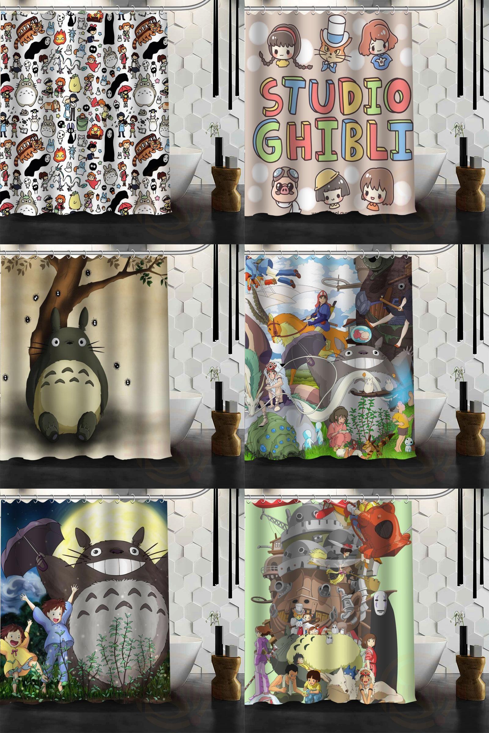 Visit To Buy New All Studio Ghibli Character Totoro Custom Shower