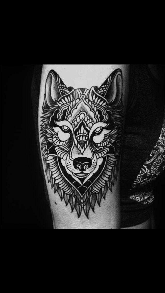 Tatuaggio Lupo Significato Libros De Arte Pinterest Tattoos