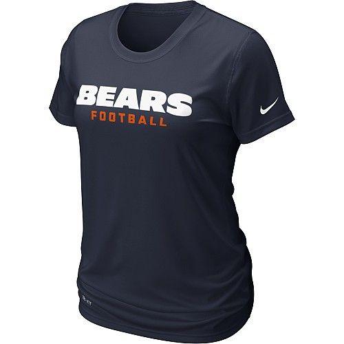 Pin by Chicago Bears Pro Shop on Women s Chicago Bears Gear ... 20aa9de18