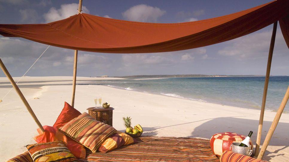 Benguerra Lodge, Benguerra Island, Mozambique