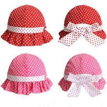 c9006d7a488 Summer Autumn Sweet Baby Cap Lovely Girl s Summer Hats Cute Baby Toddler  Children Caps Kid s Cap Sunhat