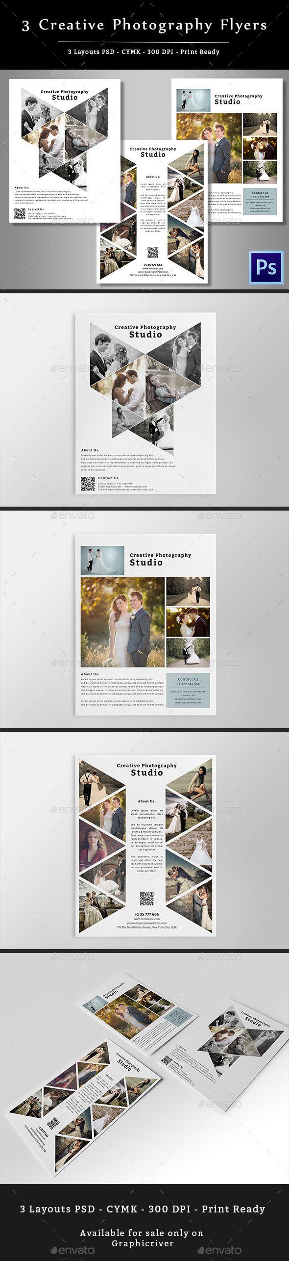 Photography Flyer | Design | Pinterest | Photography flyer, Flyer ...