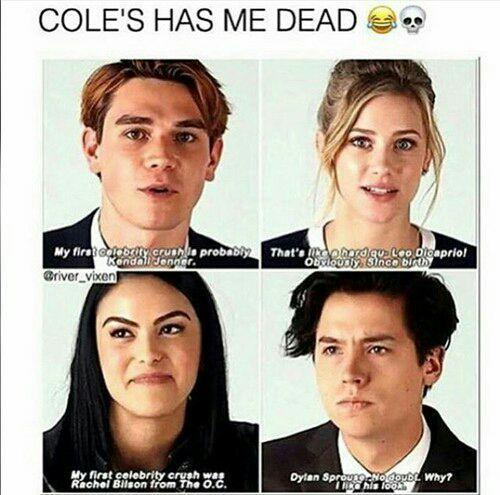 Memes de Riverdale uwu [T1]