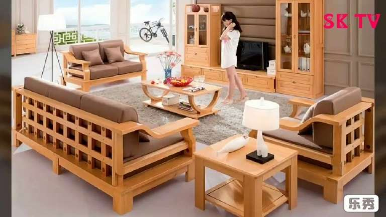 Pin On Wooden Sofa Designs