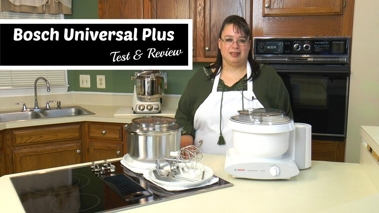 Bosch Universal Plus Mixer Review Mum6n10uc Stand Mixer Review