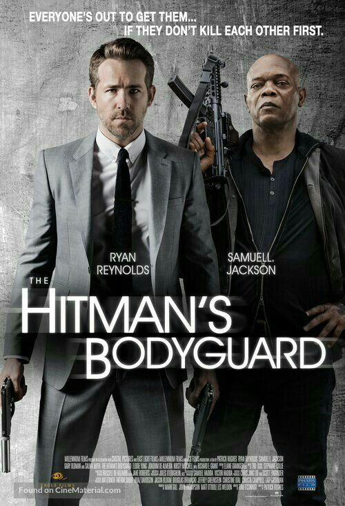 The hitman's bodyguard (2017) in 2020 | Full movies free ...
