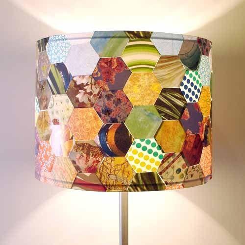 Diy Lamp Shade, Design Your Own Lampshade Kit