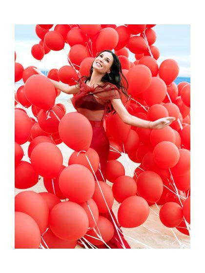 Demi Moore, Harper's Bazaar