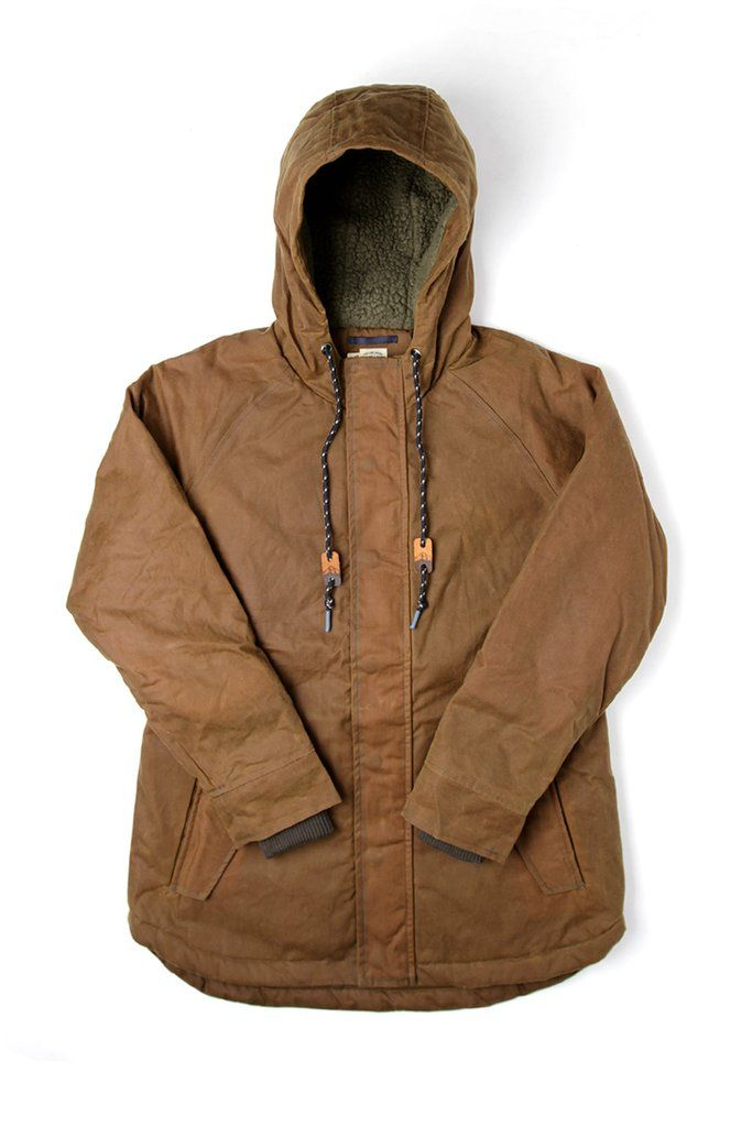 Women S Waxed Canvas Parka Bridge Amp Burn Bridge Amp Burn