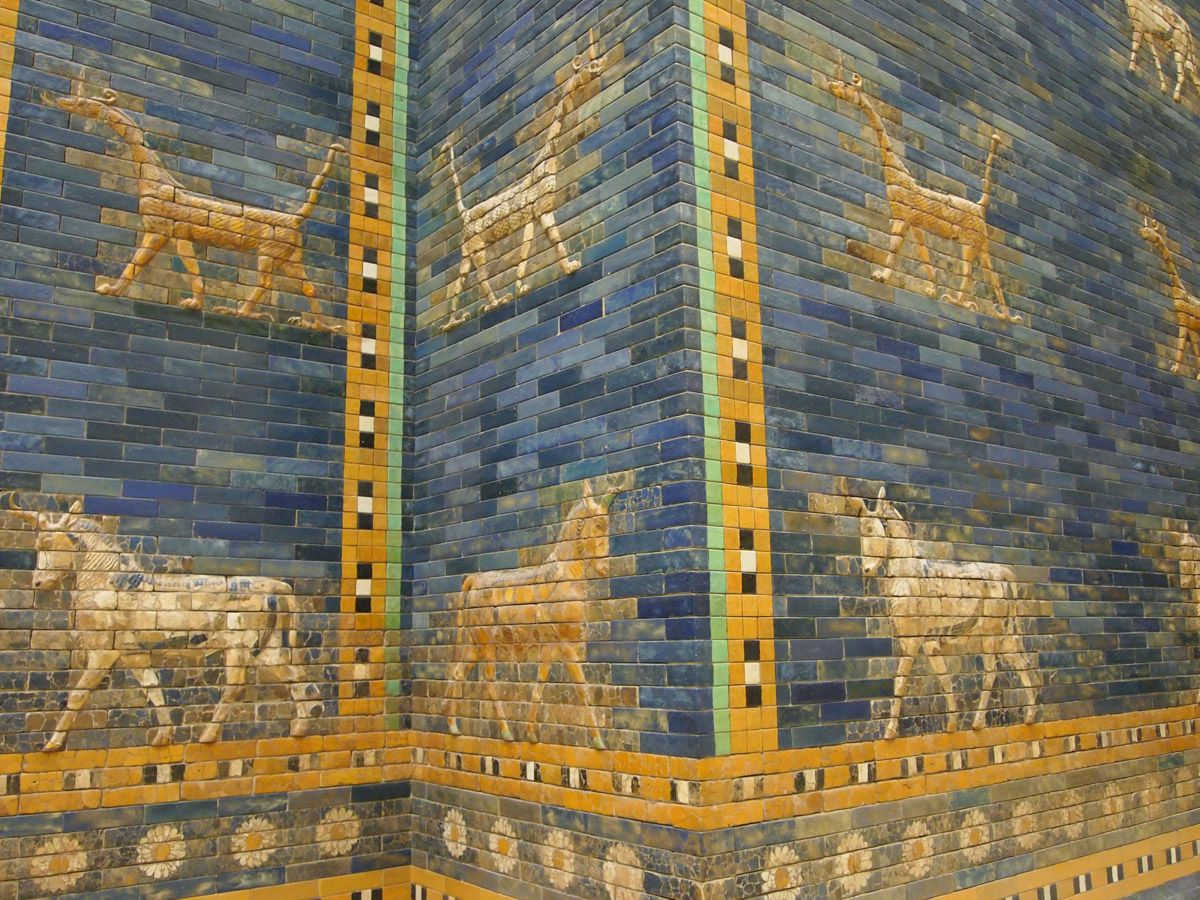Refugees Find Inspiration As Museum Tour Guides Pergamon Museum Museum Tours Pergamon Museum Berlin