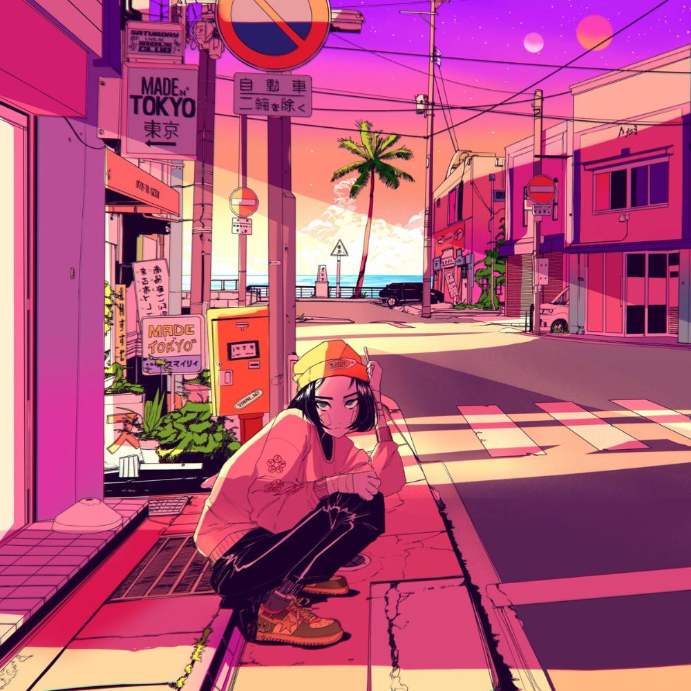 Vinne On Twitter Vaporwave Art Cartoon Art Cute Art