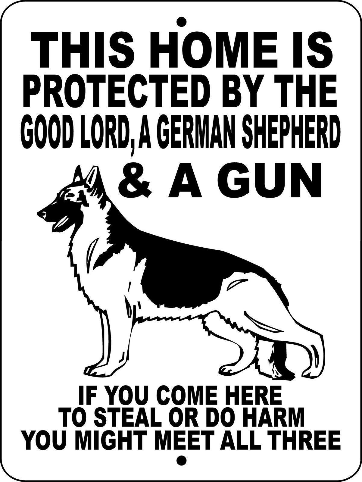 German Shepherd Dog Sign Glgsgun German Shepherd Dogs Shepherd