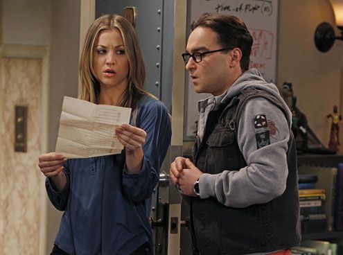 """THE BIG BANG THEORY"" ON CBS. ONE OF THE FUNNIES SHOWS EVER....."