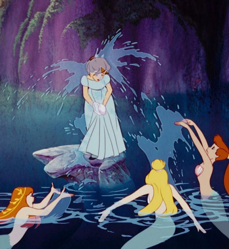 Mermaid Lagoon In Never Land