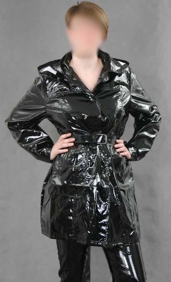 Latex Wear Pvc Raincoat Vinyls Pin by