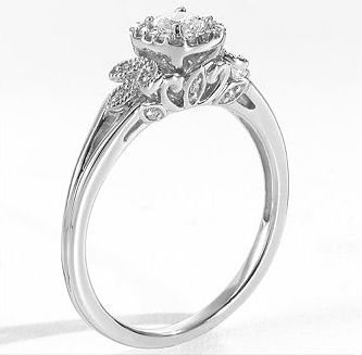 simplyvera by vera wang engagement rings engagement 101 - Vera Wang Wedding Ring