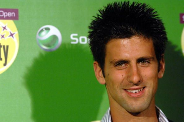 Novak Djokovic Haircut Novak Djokovic Novak đokovic Tennis Players