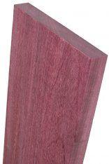 Purple Heart 4/4 Lumber