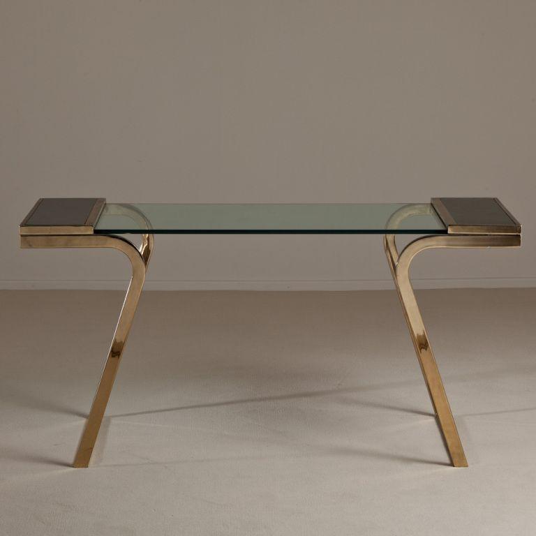 Glass Metal Desk Metal Desks Fitted Furniture Concrete Furniture