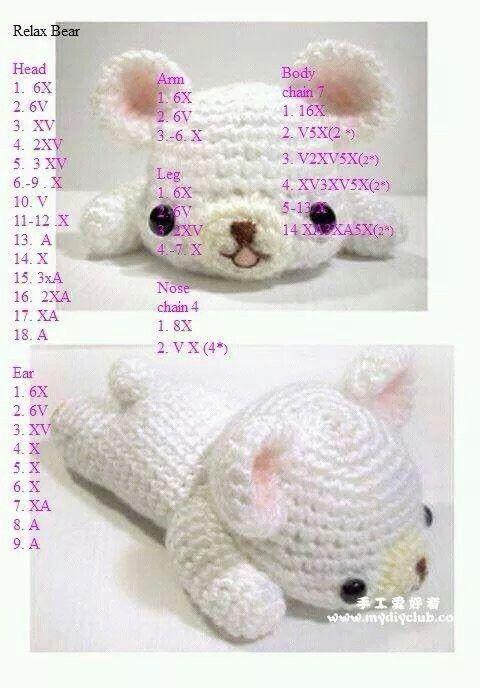 Pin de Mint chocolate stitch en all that is crochet | Pinterest
