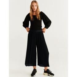 Photo of Pantaloni a pieghe per donna