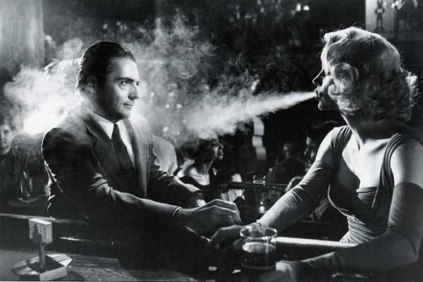 smoking in film