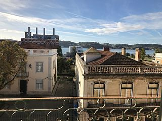 Heart+of+Old+Lisbon+-+terrace+&+views,+chic+base+to+explore+city+++Vacation Rental in Lisbon District from @homeaway! #vacation #rental #travel #homeaway