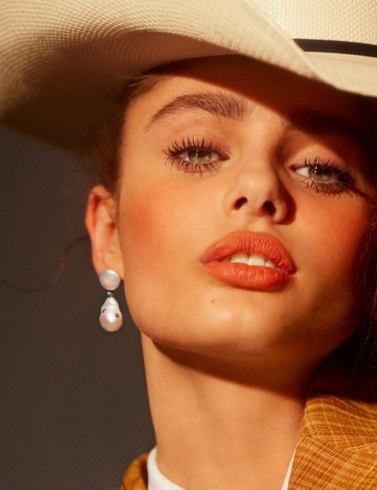 Taylor Hill Goes for a Wild Ride in POP Magazine – icon›