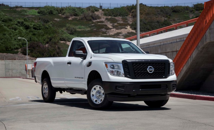 2021 Nissan Titan King Cab Changes Interior And Specs
