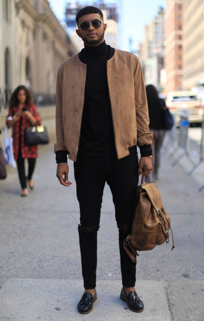 Black Urban Fashion For Men