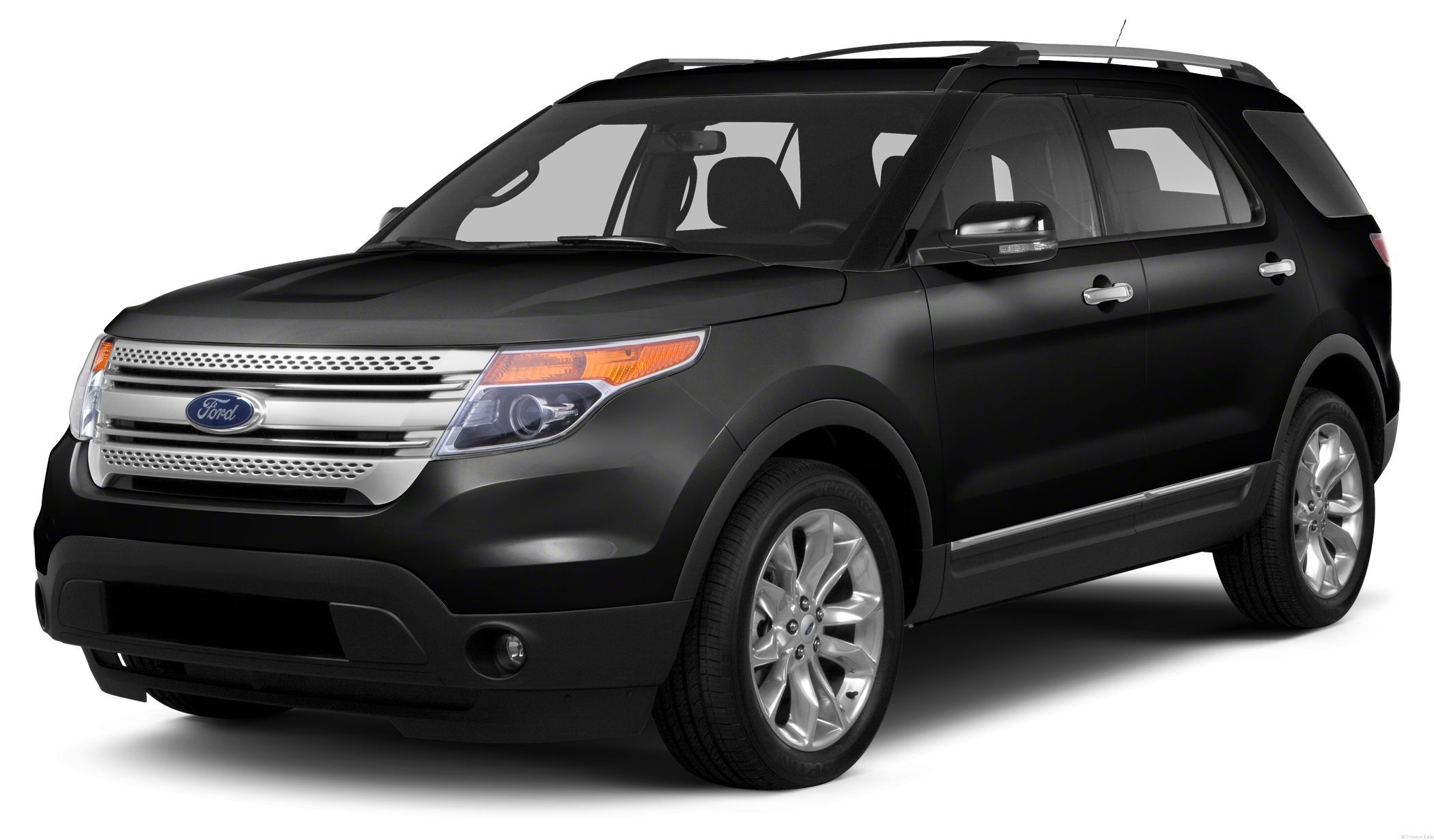 ford - Ford Explorer 2012 Black