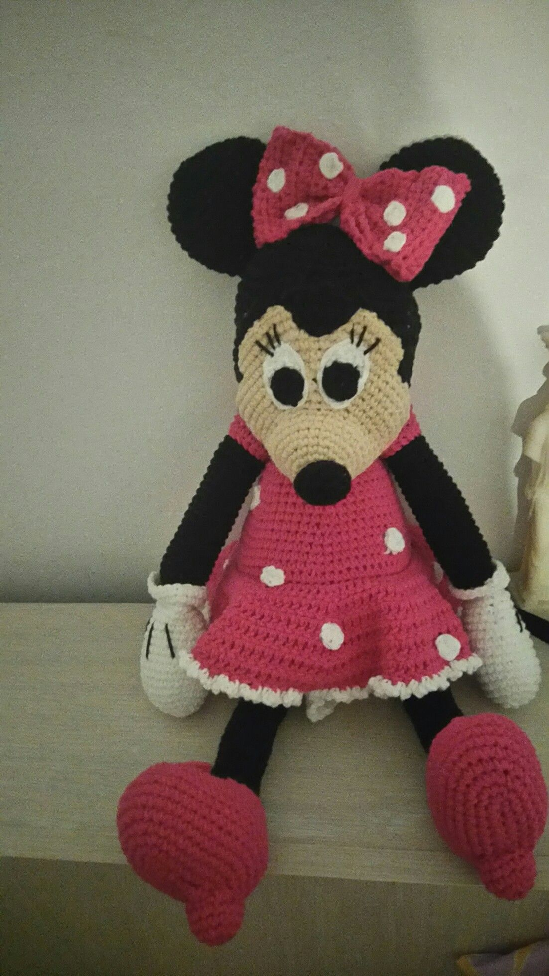 Minnie mouse amigurumi pinterest minnie mouse amigurumi and minnie mouse bankloansurffo Choice Image