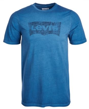 Levi's Men's Batwing Logo T Shirt & Reviews T Shirts Men