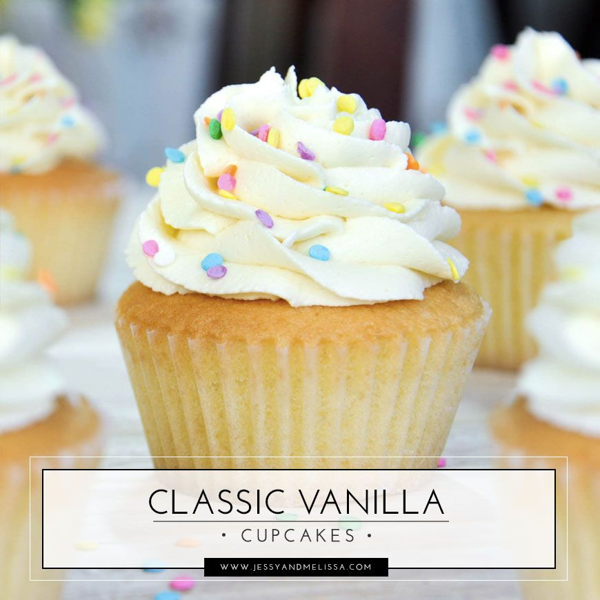 The Secret To Theses Cupcakes Is The Buttermilk It Gives The Simple Store Bought Cake Mix An Extra Vanilla Cupcake Recipe Cupcake Recipes Uk Vanilla Cupcakes
