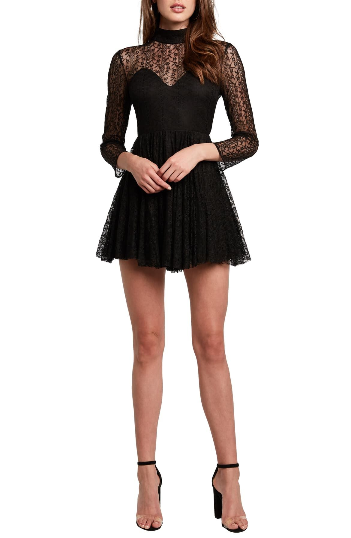 Bardot Thea Lace Party Dress Nordstrom Lace Party Dresses Party Dress Nordstrom Dresses [ 1794 x 1170 Pixel ]
