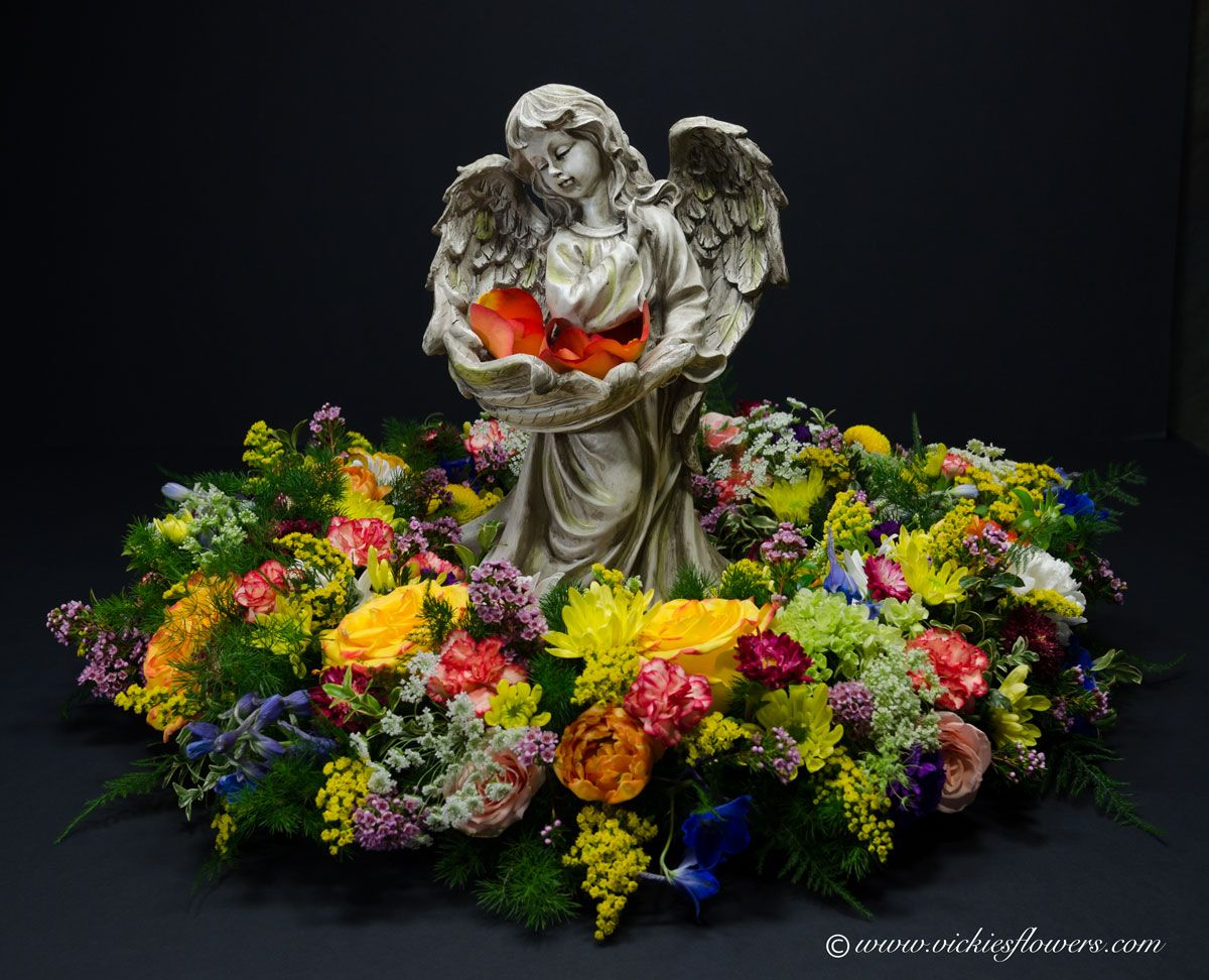 Pin by amanda mead on diy funeral flowers flowers