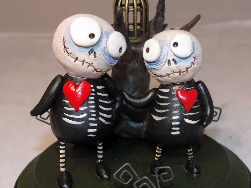 Figurines by Janell Berryman
