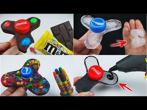 awesome life hacks with fidget spinner